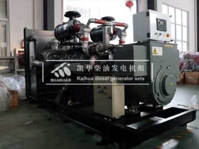 威曼燃气发电机组